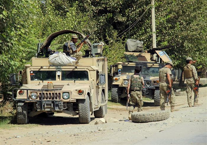 Taliban attack checkpoints, kill 28 policemen: Afghan officials