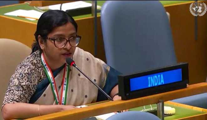 Pakistan globally-recognised epicentre of terrorism: India at United Nations