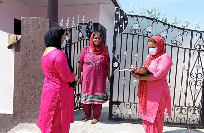 ASHA workers in fear after threat from villagers in Patiala