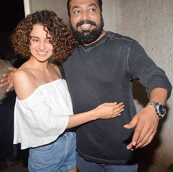 Taapsee Pannu stands strong by #MeToo accused Anurag Kashyap