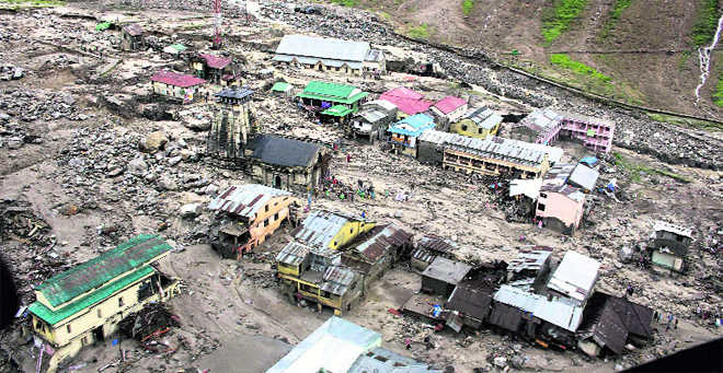 Uttarakhand police launch another search for Kedarnath tragedy victims