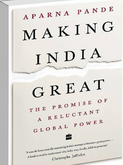Aparna Pande's notes on what holds India back