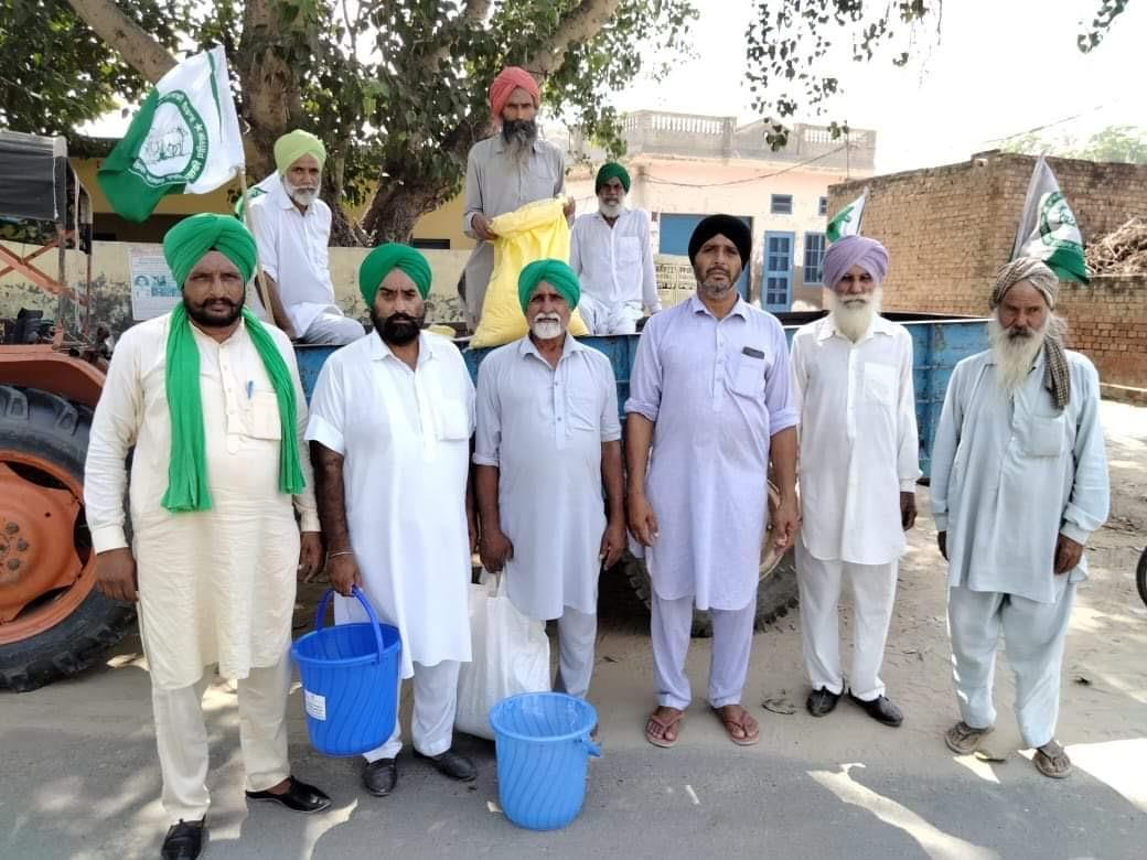 Punjab farmers find friendship in some unlikely quarters as protests continue over agriculture laws