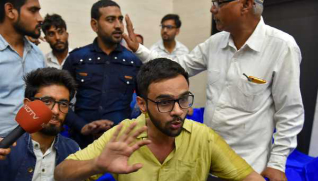 UK writers' association condemns arrest of student leaders in Delhi riots case