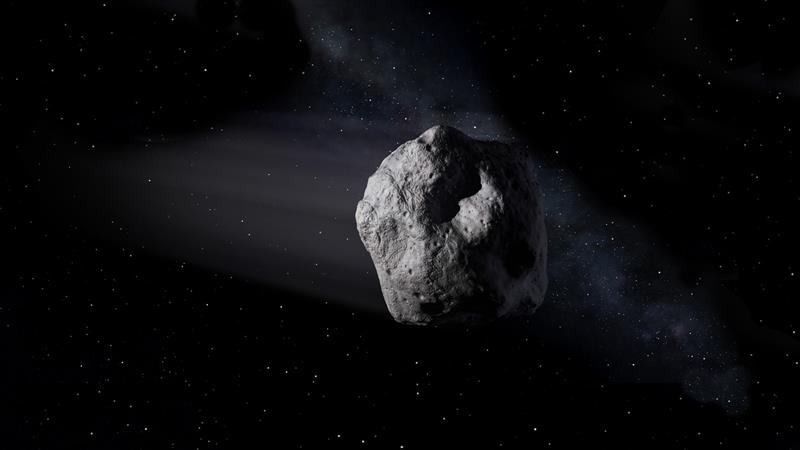 Bus-size asteroid to zoom by earth today: NASA