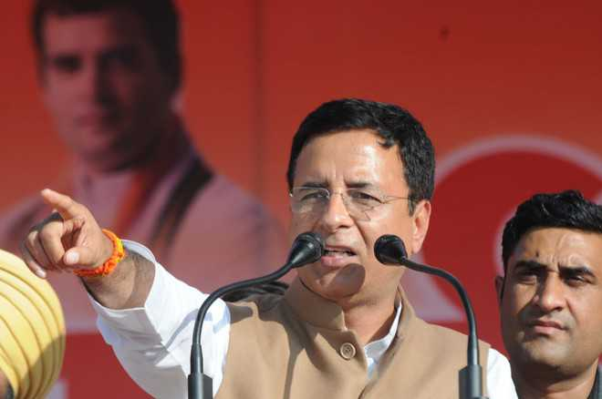 Why is govt 'running away' from giving legal responsibility for MSP, asks Congress