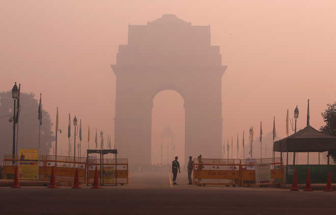 Delhi's air quality likely to turn 'poor' by Friday