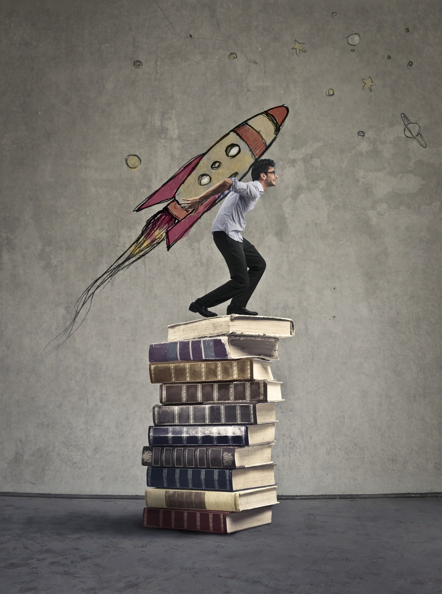Judicious selection of study material holds the key to success