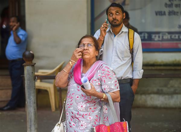 Sensex drops 134 points; financial stocks drag