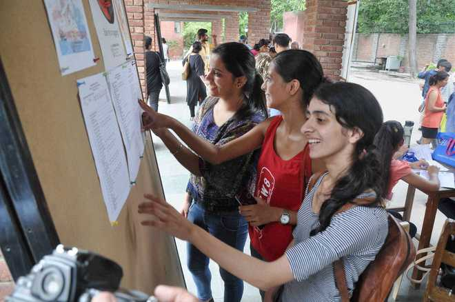 DU admissions 2020: First cut-off list to release on Oct 12