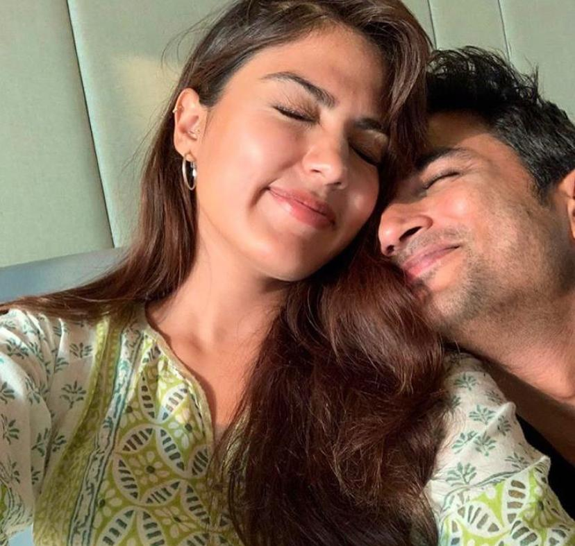 Team Rhea Chakraborty slanders Sushant Singh Rajput, minutes after actress' arrest