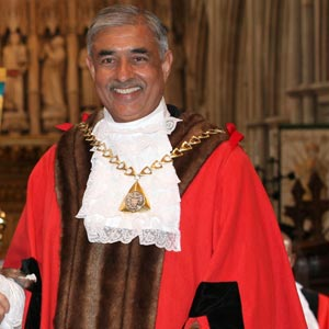 Indian-origin businessman elected as deputy mayor in UK