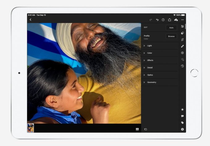 Apple shows diversity in launch event; Sikh man and daughter feature in introduction