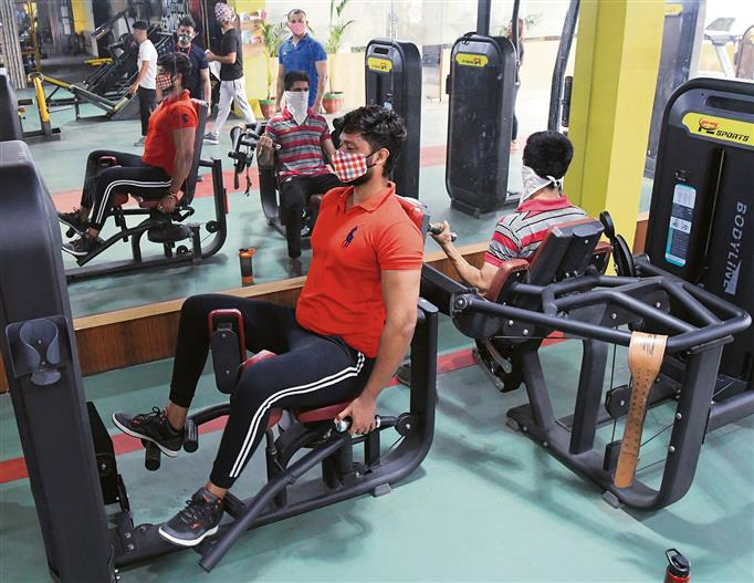 Thermal screening, regular sanitisation of equipment as Delhi gyms open after 5 months