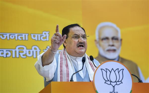 JP Nadda announces new team of BJP's national office-bearers