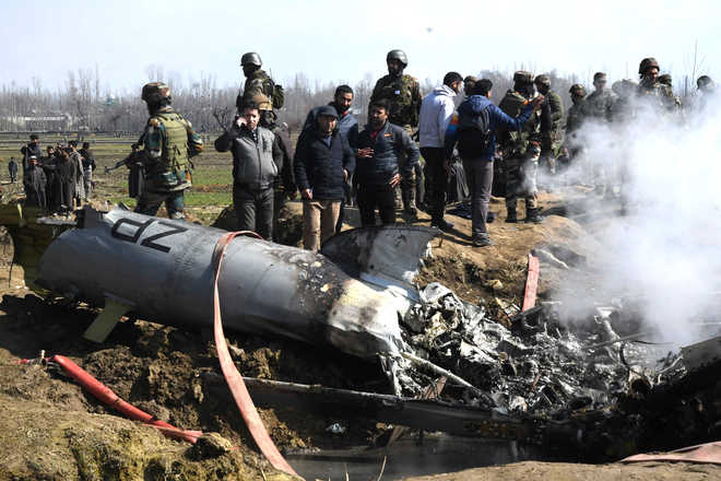 Shooting down of Mi-17 chopper: Tribunal stays action against 2 IAF officers