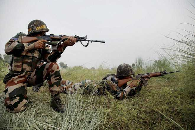 Encounter under way between security forces, militants in J-K's Pulwama - The Tribune India