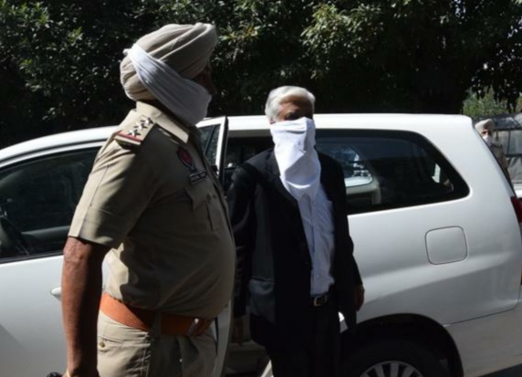 Multani murder case: Former DGP Saini appears before SIT; interrogated for about 5 hours