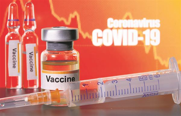 UK tests if COVID-19 vaccines might work better inhaled