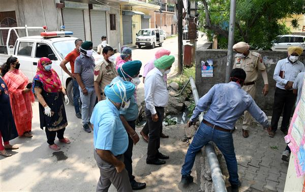 Mohali sees 6 more Covid deaths; toll reaches 179