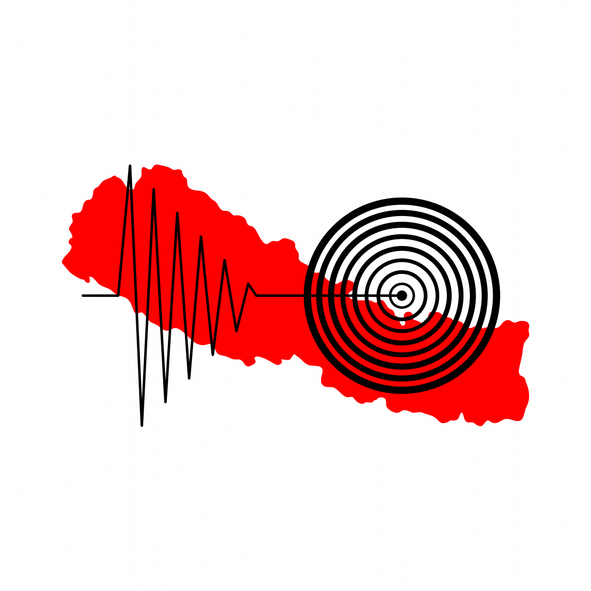 Earthquake strikes Nepal, no casualty reported