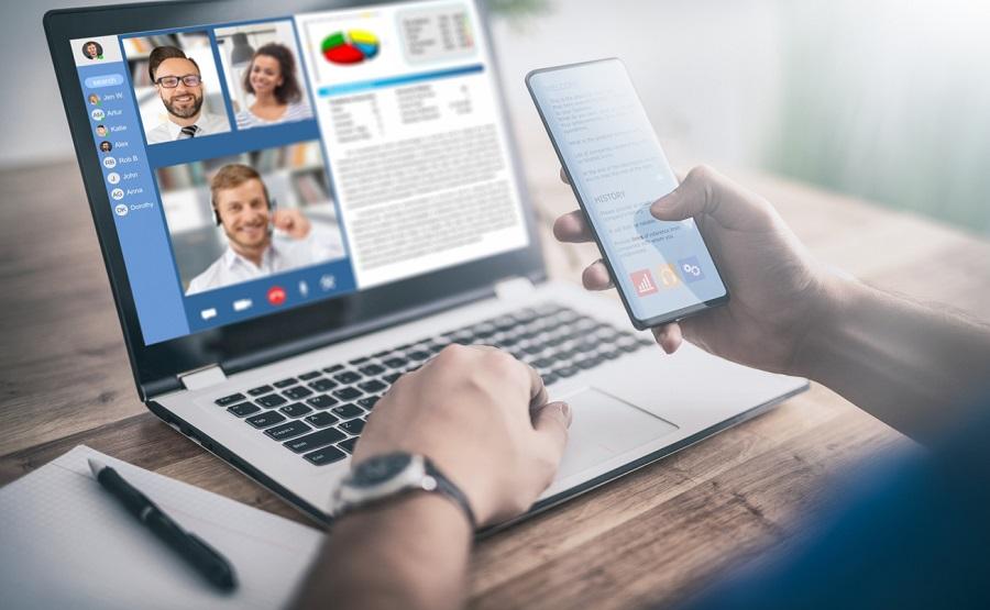 Reflections of a virtual internship