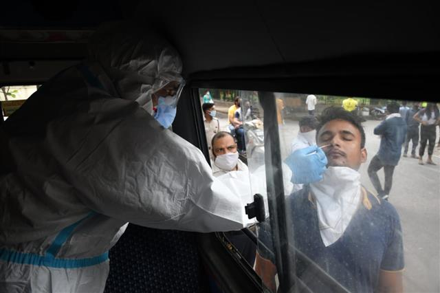 India now second worst-hit country by coronavirus