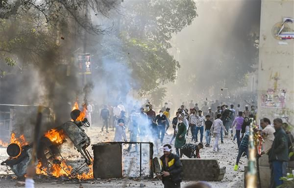 Delhi riots: Police file charge-sheet under UAPA for larger conspiracy, name 15 accused