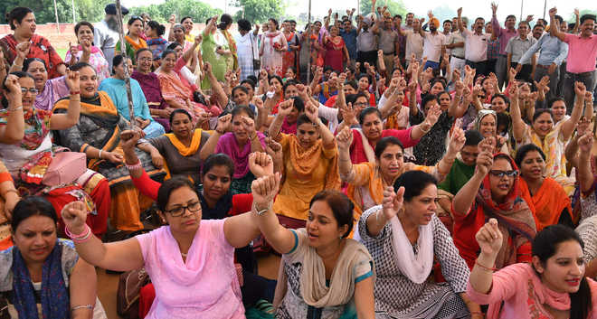 Rallies and Protests banned in Chandigarh other than Rally Ground