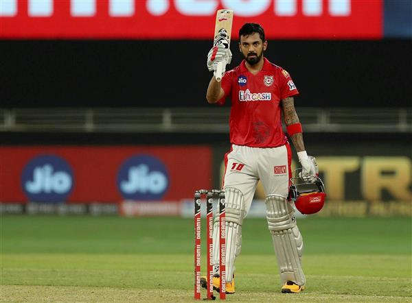 Record-breaking Rahul says he wasn't 'feeling in control' of his batting ahead of RCB fixture