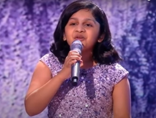 Meet 10-year-old singing sensation Souparnika Nair from Britain's Got Talent