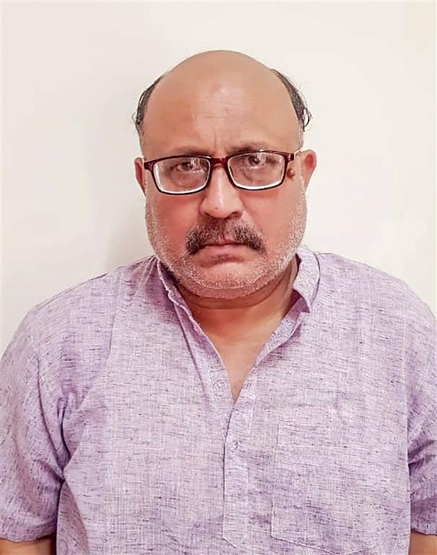 Court dismisses bail plea of scribe Rajeev Sharma in espionage case