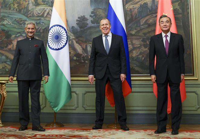 Indian diplomacy at work