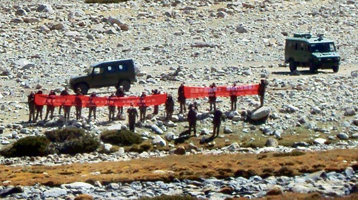 No infiltration from across China borders in last six months: Govt in RS