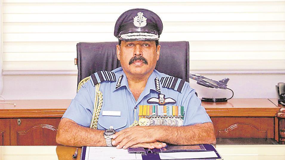 Security scenario in eastern Ladakh at uneasy 'no war no peace' status: IAF chief