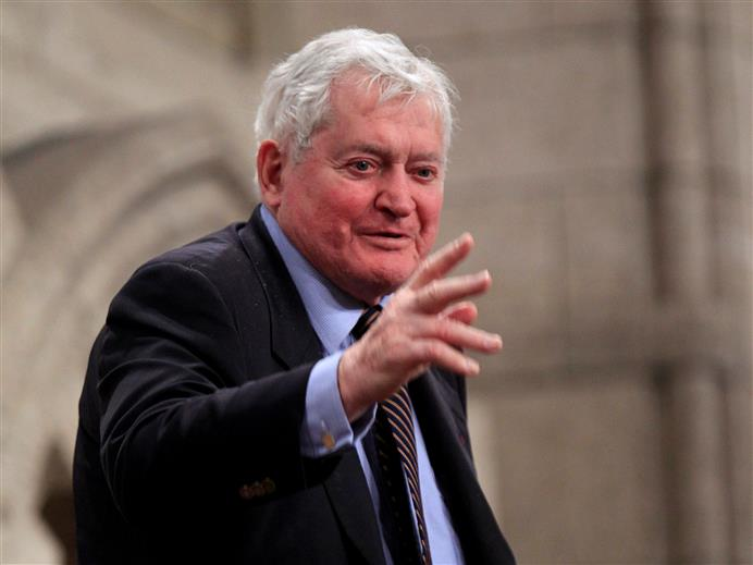 Canadian Press NewsAlert:Former prime minister John Turner dead at 91
