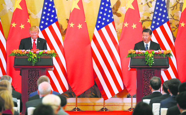 Sanctions keep China on toes