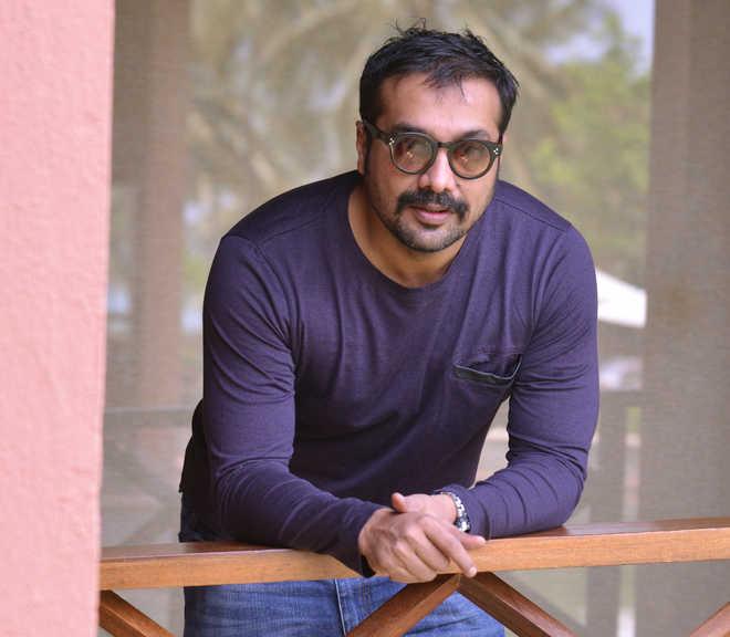 FIR against director Anurag Kashyap after actress alleges rape