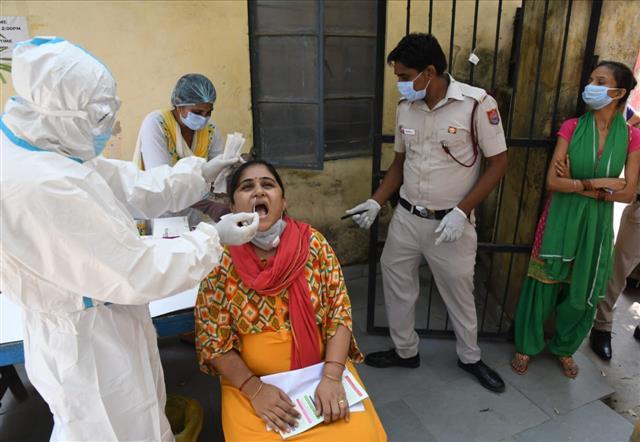 Delhi records 3,714 new COVID-19 cases; tally crosses 2.56 lakh