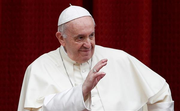 Pope Francis: Gossiping is a plague that is worse than the coronavirus