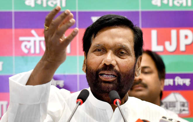 Ram Vilas Paswan Backs Son Chirag In Ljp S Political Decisions Related To Bihar