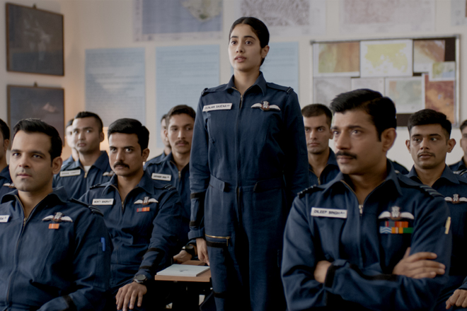 Delhi Hc Refuses To Stay Streaming Of Netflix Movie Gunjan Saxena The Kargil Girl The Tribune India