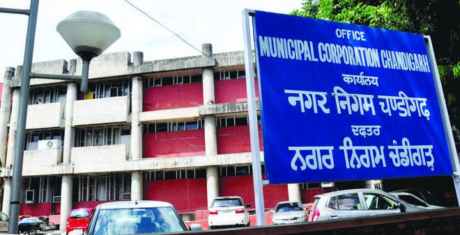 Public dealing hit in Chandigarh MC office amid standoff between officials, BJP leaders