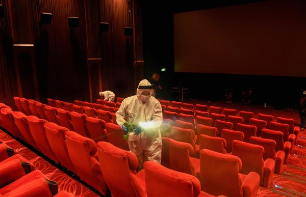 MHA guidelines: Cinema halls, multiplexes allowed opening with 50% seating capacity