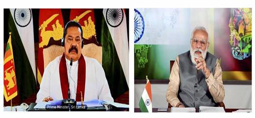 India, Sri Lanka set 11-point agenda to improve ties