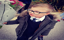 7-year-old's adorable plan to win back ex-girlfriend who dumped him for 'bad attitude' is melting hearts online