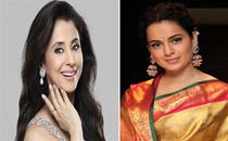 Netizens resent Kangana Ranaut's 'soft porn' jibe at Urmila Matondkar