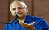 Sisodia's condition improves, likely to be shifted out of ICU: Official