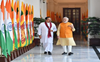 Time to begin a new chapter in Indo-Lanka ties, says Modi as he holds talks with Rajapaksa
