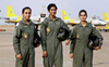 Strength of women fighter pilots goes up to 10